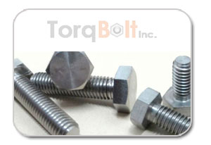 DIN 609 – Hex Fitting Bolts w/long Threaded Portion