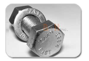 DIN 6915 – Hex Nuts For High Strength Struc. Bolting
