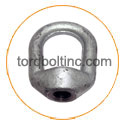 Titanium Grade 5 Forged Eye Nut