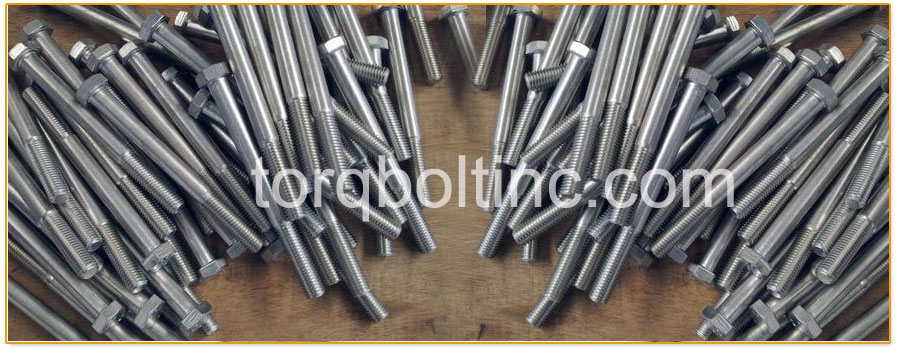 Original Photograph Of Hastelloy Fasteners  At Our Factory