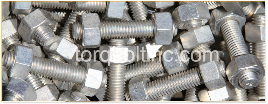 Original Photograph Of Nickel Alloy Fasteners At Our Factory