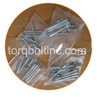 Particle Board Screws Packaging