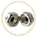 Titanium Grade 5 Two-way reversible lock nuts