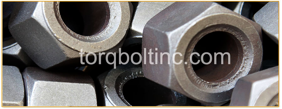 Original Photograph Of ASTM A194 Grade 4 Fasteners At Our Factory