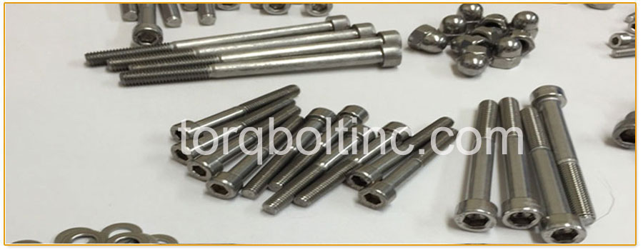 Original Photograph Of AISI 8620 Fasteners At Our Factory