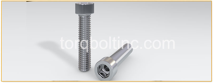 ASTM F837 Stainless Steel Socket Head Cap Screws