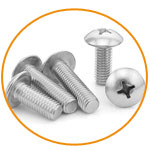 A4 Stainless Steel Screws price in US