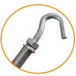 Stainless Steel Forged Hook Bolts Price in Canada