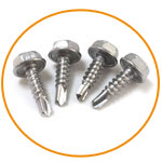 Stainless Steel Hex Head Screws price in Canada