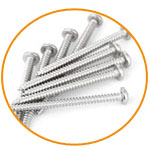 Stainless Steel Lag Screws price in Canada