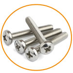 Stainless Steel Machine Screws Price in US