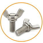 Stainless Steel Wing Bolts price in US